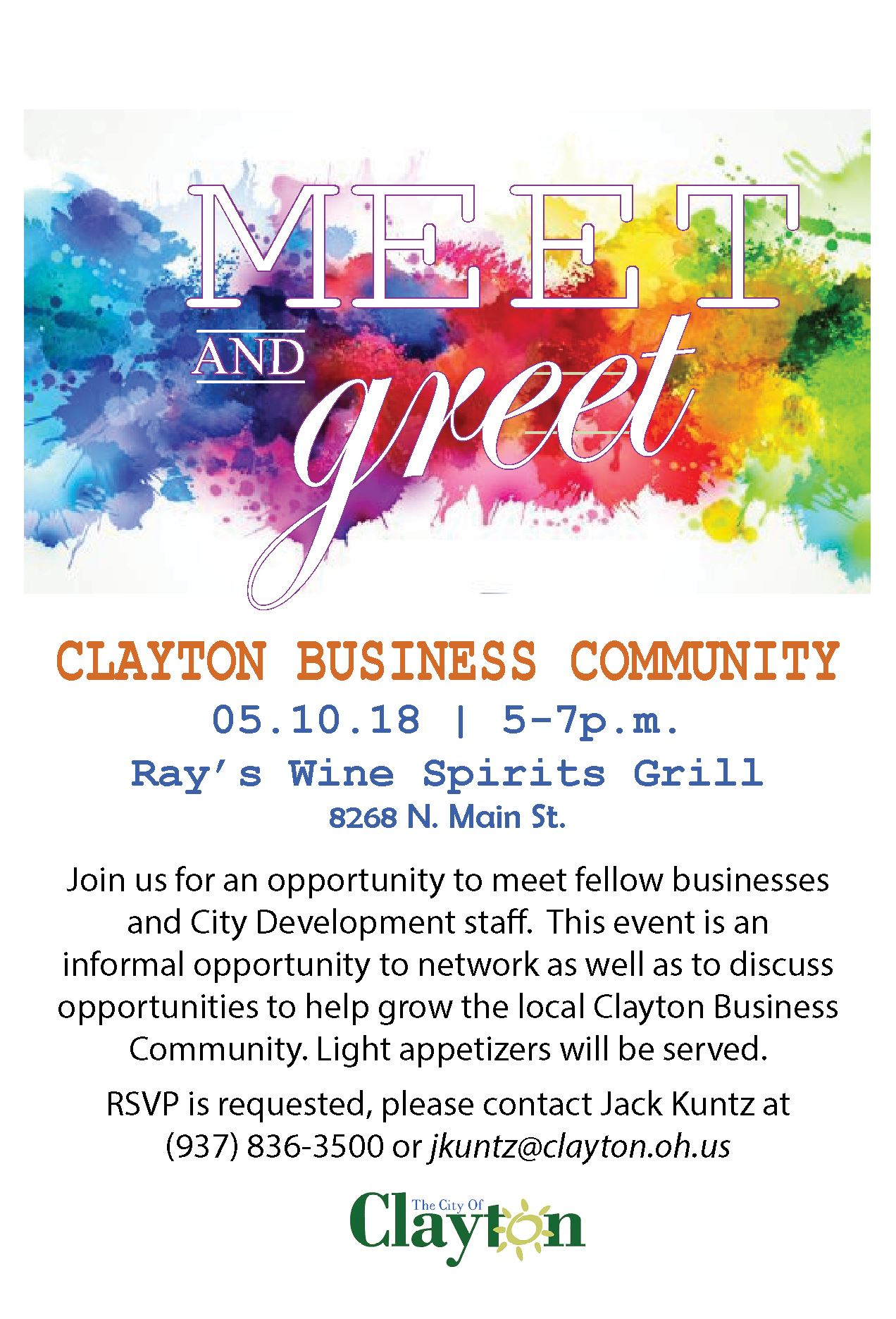 Clayton, OH - Official Website
