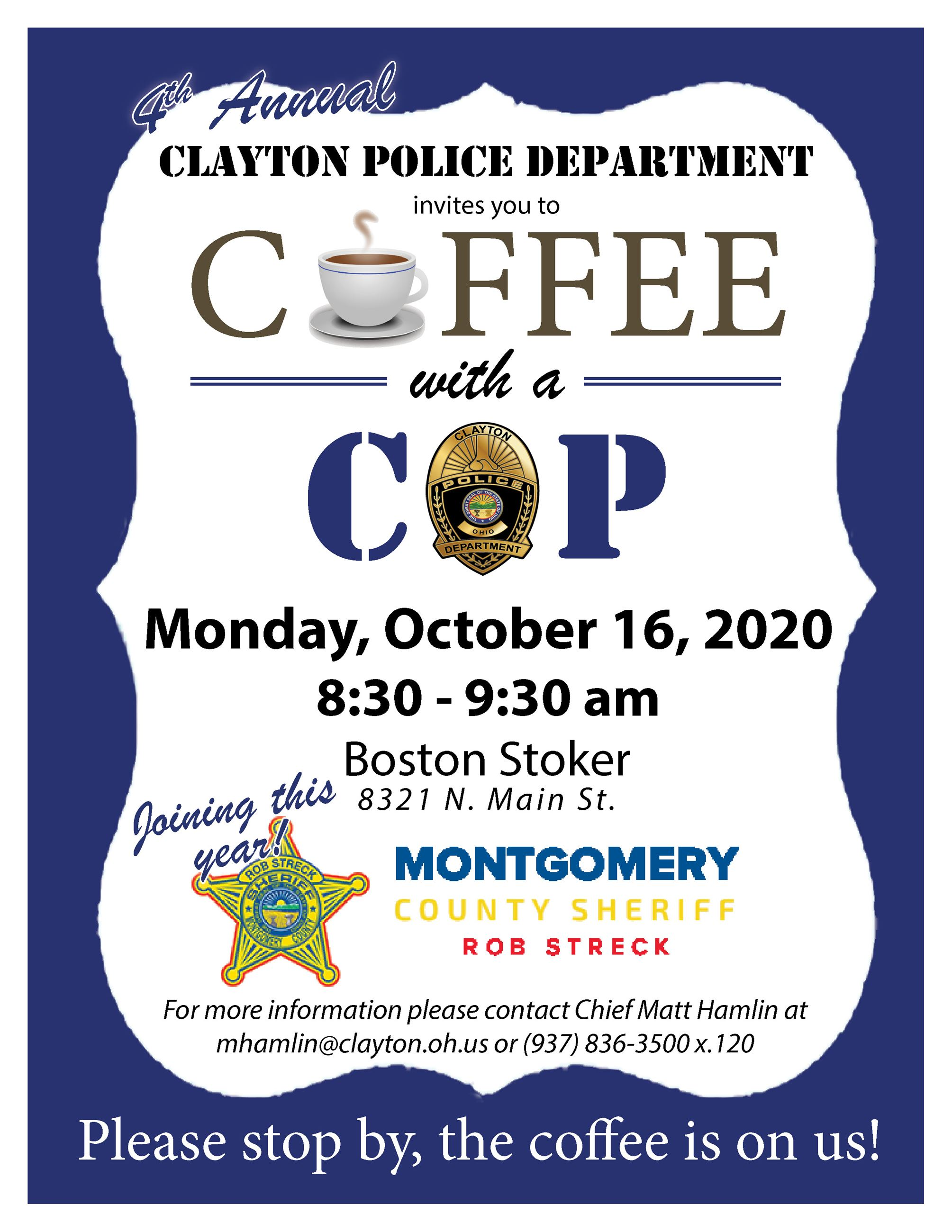 Coffee with Cop 2020