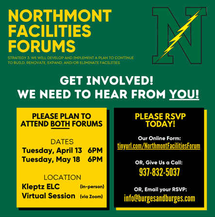 Northmont Facilities Forum